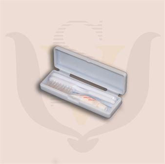 Εικόνα της Σετ Οδοντόκρεμα & Οδοντόβουρτσα Σε Πλαστικό Κουτί
