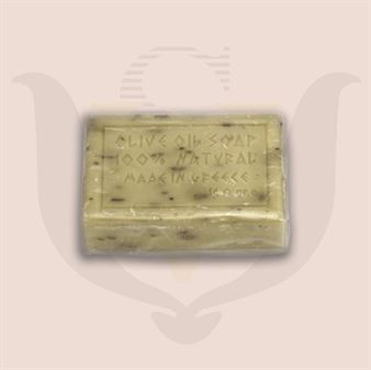 Picture of Olive Oil Soap Olive100gr. Wrapped in Cellophane