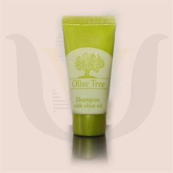 "Picture of ""Olive Tree"" Shampoo 20ml"